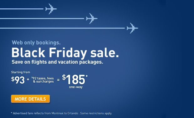 Westjet black friday sale book by nov 26 calgary for Las vegas hotels black friday deals