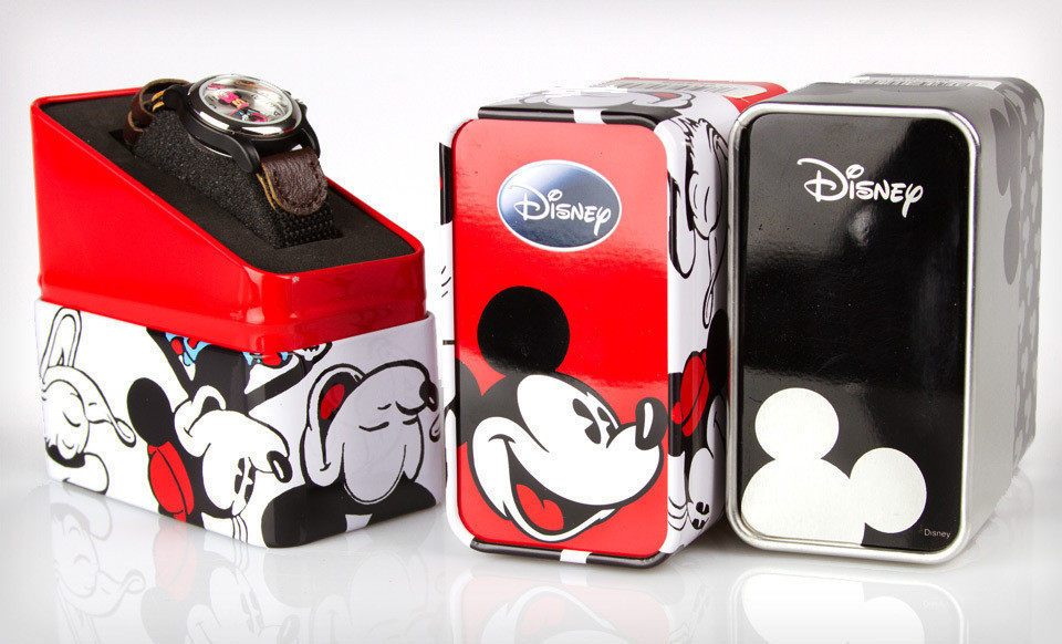 Disney Mickey and Minnie Watches