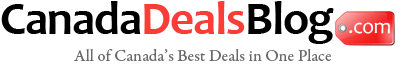 Canada Deals Blog