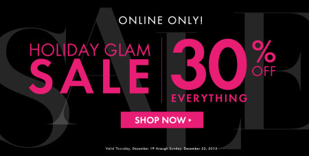Dynamite Clothing 30 Off Everything Holiday Glam Sale (Dec 19-22)