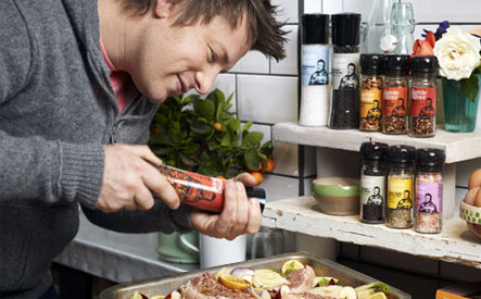 Jamie Oliver Seasoning Kit