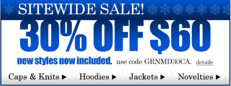 1077a1abb34 Lids Sitewide Sale - 30 Off Orders over  60 + Free Shipping (Until Dec 11