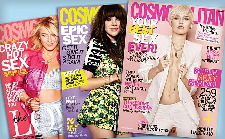 Subscription to Cosmopolitan Magazine