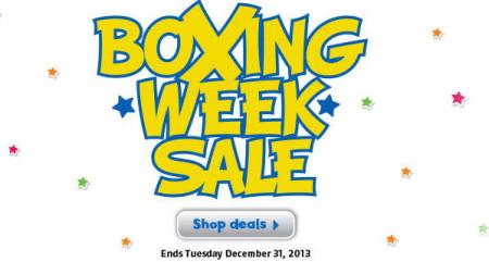Toys R Us Boxing Week Sale (Until Dec 31)