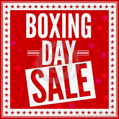 Boxing Day Dec 26