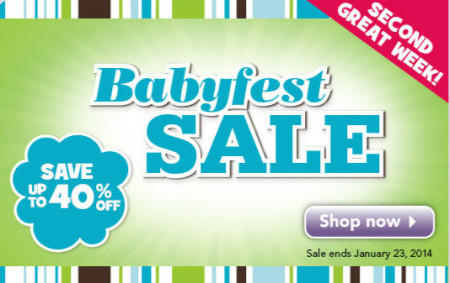 Babies R Us Babyfest Sale (Until Jan 23)