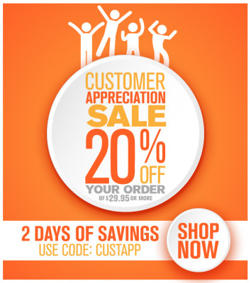 Lids Customer Appreciation Sale