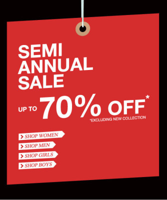 Mexx Semi Annual Sale - Save up to 70 Off Sale Items