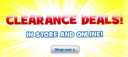 Toys R Us Clearance Deals