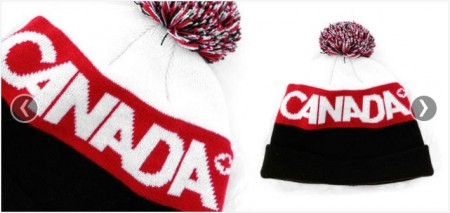 Team Canada Toque