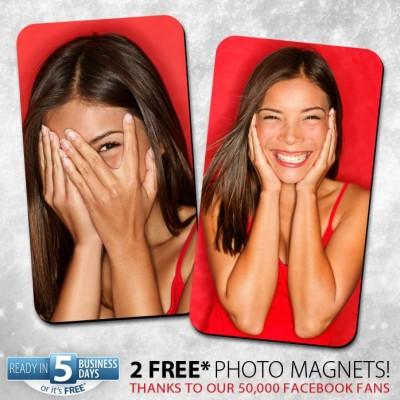 Walmart Photo Centre FREE Photo Magnets (Until Feb 14)