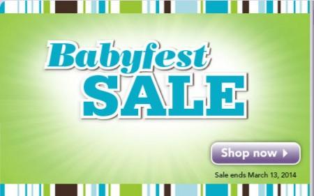 Babies R Us Babyfest Sale (Until Mar 13)