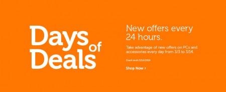 Dell Canada 12 Days of Deals (Mar 3-14)