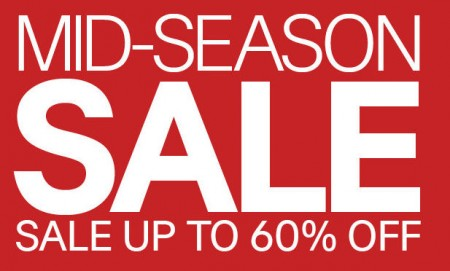H&M Mid-Season Sale - Save up to 60 Off Sale