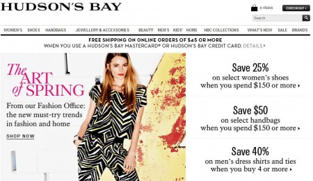 TheBay Clearance & Spring Fashion Sale - Save up to 70 Off (Until Mar 31)