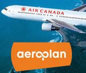 FREE Aeroplan Miles