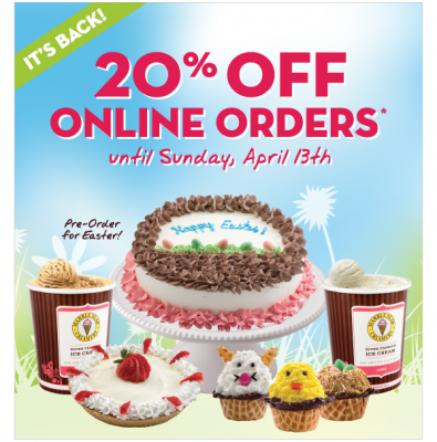 Marble Slab 20 Off Online Orders (Apr 12-13)