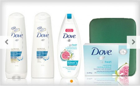 WagJag Save up to 62 Off Dove Cleaning Products for Men and Women (2 Options)