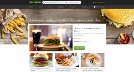 Groupon.com Extra 10 Local Burger Deal Promo Code (May 29)