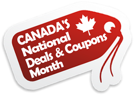 MAY is Canada's National Deals & Coupons Month