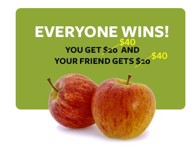 Spud Fresh Organic Produce - FREE $40 Credit towards Groceries (May 1 - June 30)