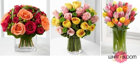 WhatABloom Save 50 Off Flowers for Mother's Day - Delivers Anywhere in Canada