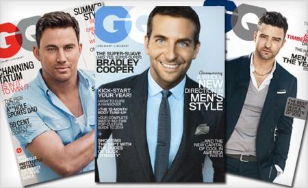 GQ or Maxim Magazine
