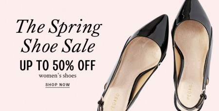 Hudson's Bay The Spring Shoe Sale - Up to 50 Off Women's Shoes