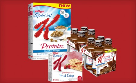 Kellogg's Canada $12 for a Special K Bundle + Free Shipping (66 Off)