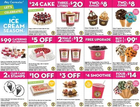 Marble Slab Creamery New Printable Coupons (Until July 2)