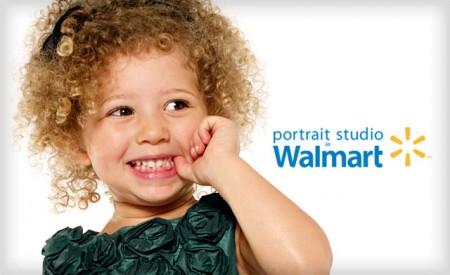 Portrait Studios in Walmart