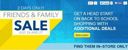 Best Buy Friends & Family Sale (July 26-27)