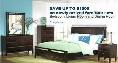 Best Buy Furniture Sale + Free Delivery