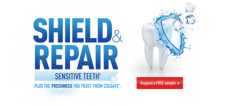 Colgate Canada FREE Sample - Sensitive Pro-Relief Toothpaste