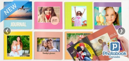 FREE 40-Page Personalized Softcover 6x6 Photobook