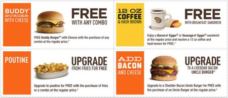 A&W Printable Coupons (Until Aug 24)