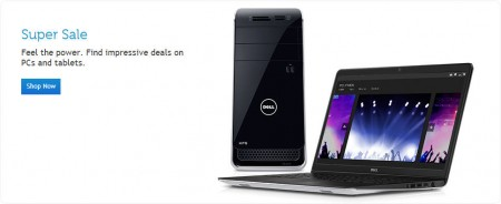 Dell Canada Super Sale (Until Aug 22)