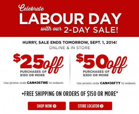 Golf Town $25 Off $150 Purchase, or $50 Off $300 Purchase + Free Shipping (Until Sept 1)