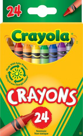 Walmart 25 for Crayola 24 Count Crayons + Free Shipping (87 Off)