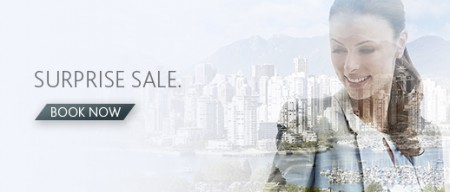 Air Canada Surprise Seat Sale (Book by Sept 22)