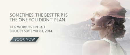 Air Canada Worldwide Seat Sale (Book by Sept 4)
