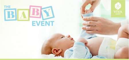 Best Buy VIVA Baby The Baby Event (Sept 12-25)