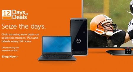 Dell Canada 12 Days of Dell Deals (Until Sept 19)