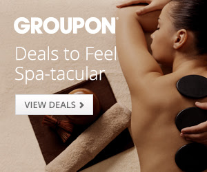 Groupon Extra 15 Off Local Beauty and Spa Deal Promo Code (Sept 15-16)