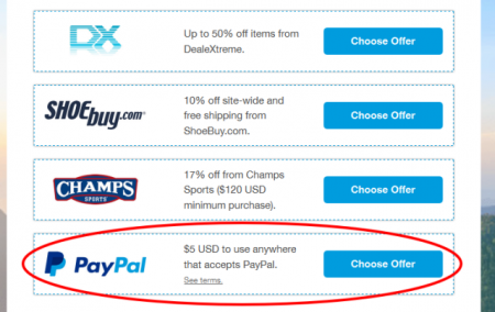 PayPal Test Drive - FREE $5 PayPal Credit