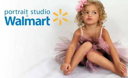 Portrait Studios in Walmart WagJag