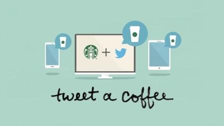 Starbucks Tweet-a-Coffee - Get a Free $5 Starbucks eGift Card (Until Sept 30)