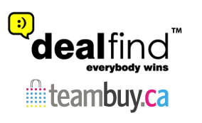 TeamBuy and DealFind