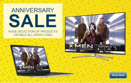 Best Buy Anniversary Sale (Oct 14-16)