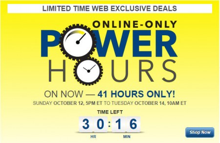 Best Buy Power Hours Sale - Online Only (Oct 13)